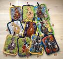 KangaRoo Potholders 1-4 - Click For Enlargement
