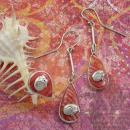 Spiney Earrings and RING! - Click For Enlargement